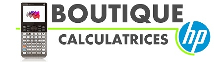 Boutique Calculatrices HP